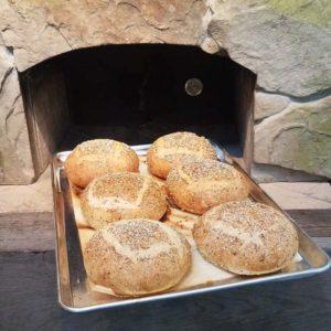 Lynch Creek Farm Wood-fired Oven, Artisan Bakery